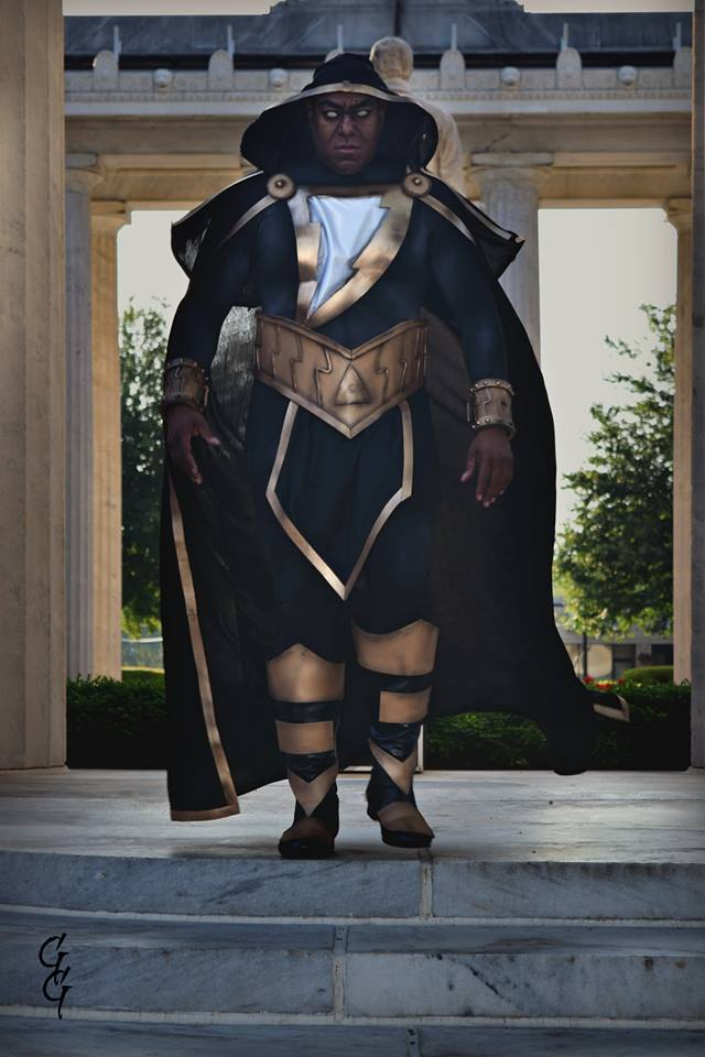 Knightmage Cosplay